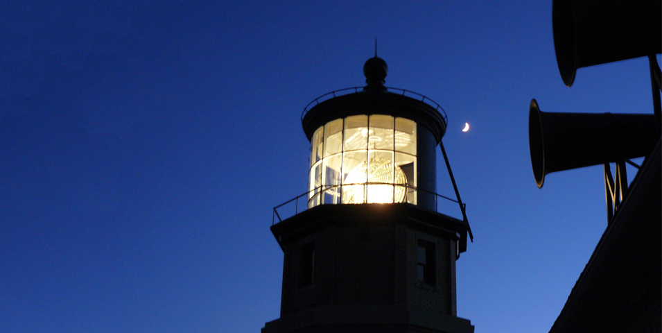 Split Rock Lighthouse lit Nov. 10 in memory of the sinking of the Edmund Fitzgerald
