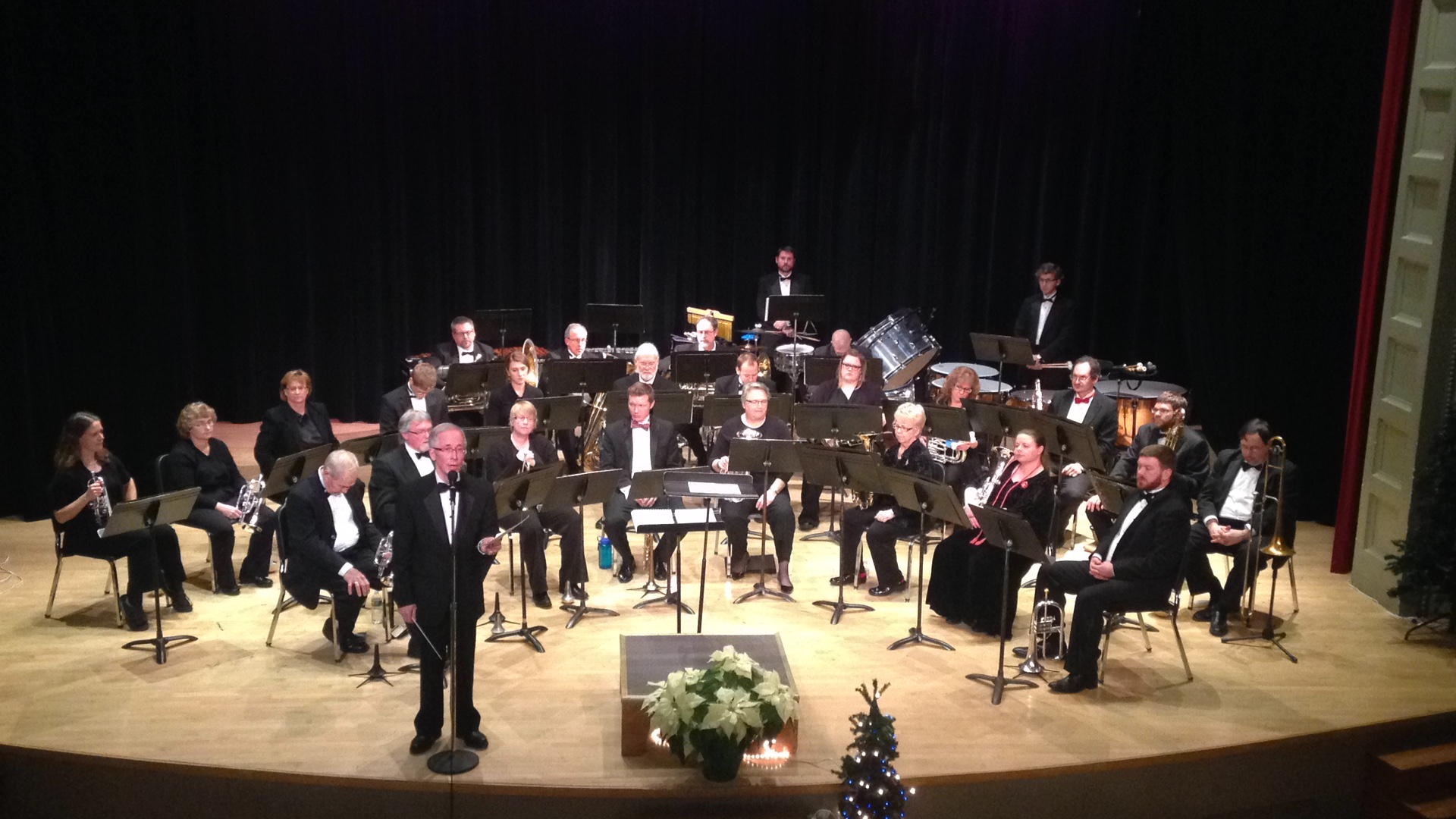 A Christmas in Brass, 2015
