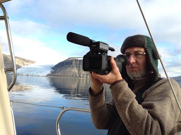"Art Beat Presents: ""  Attempting the Northwest Passage """
