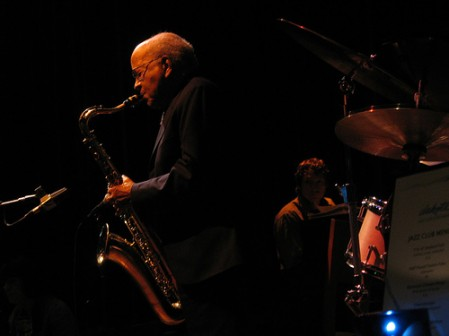 Jazz Legend Irv Williams Plays Every Friday at the Dakota