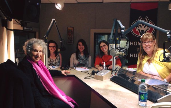 Margaret Atwood Interview on Oryx & Crake, HBO Maddaddam Project & Writing Tips