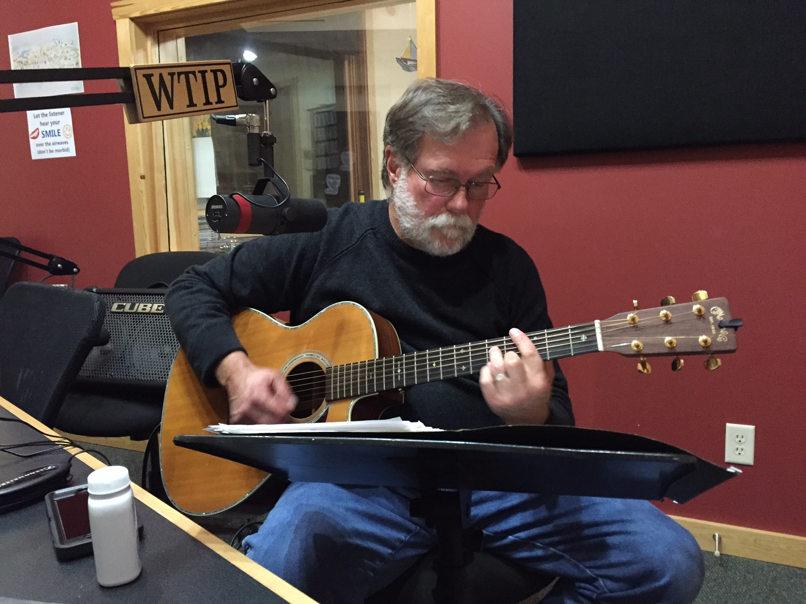 Guitarist Fred Anderson makes Roadhouse debut