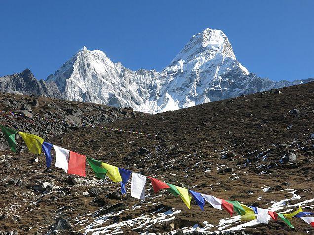 Explorer Lonnie Dupre on his latest adventure, Vertical Nepal
