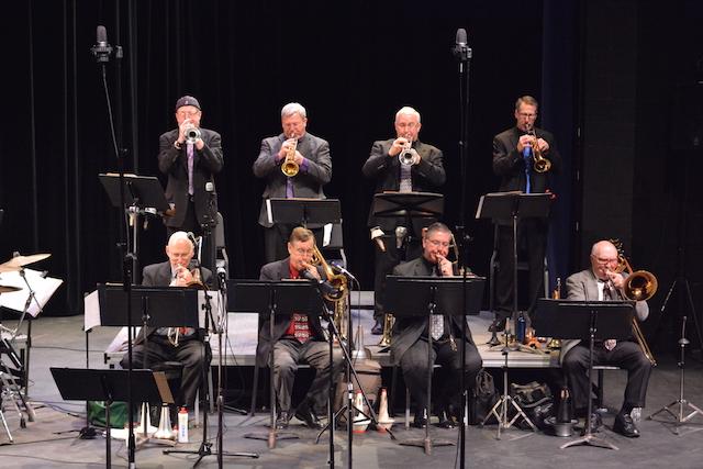 Century Jazz Ensemble Does It All