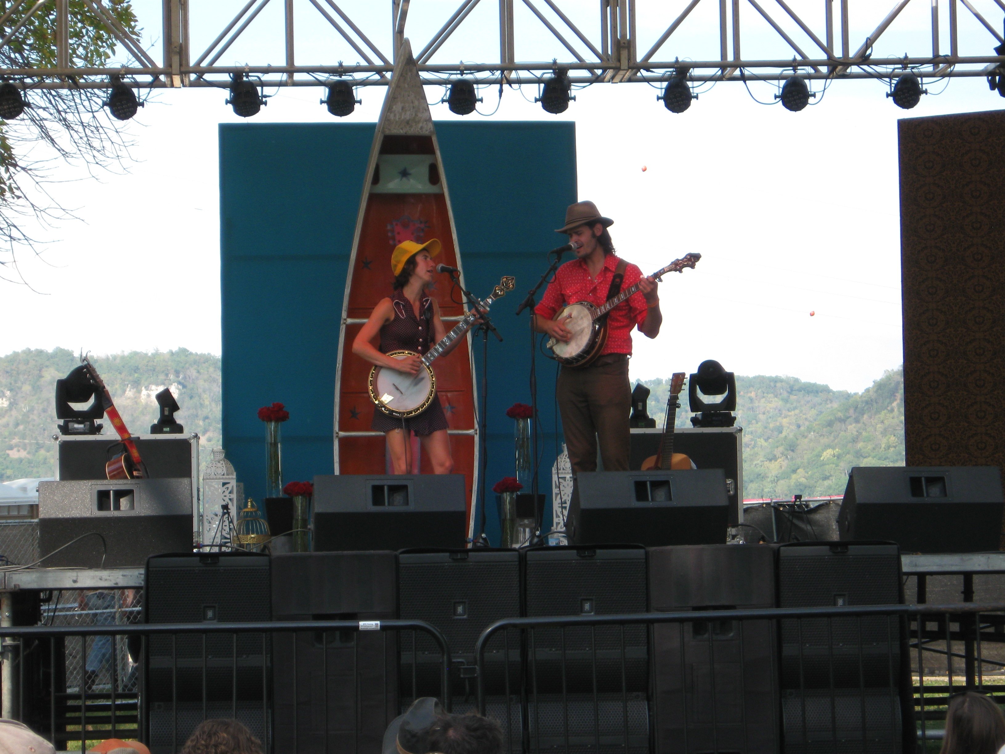 The Live Feed at Boats and Bluegrass 2015: The Lowest Pair