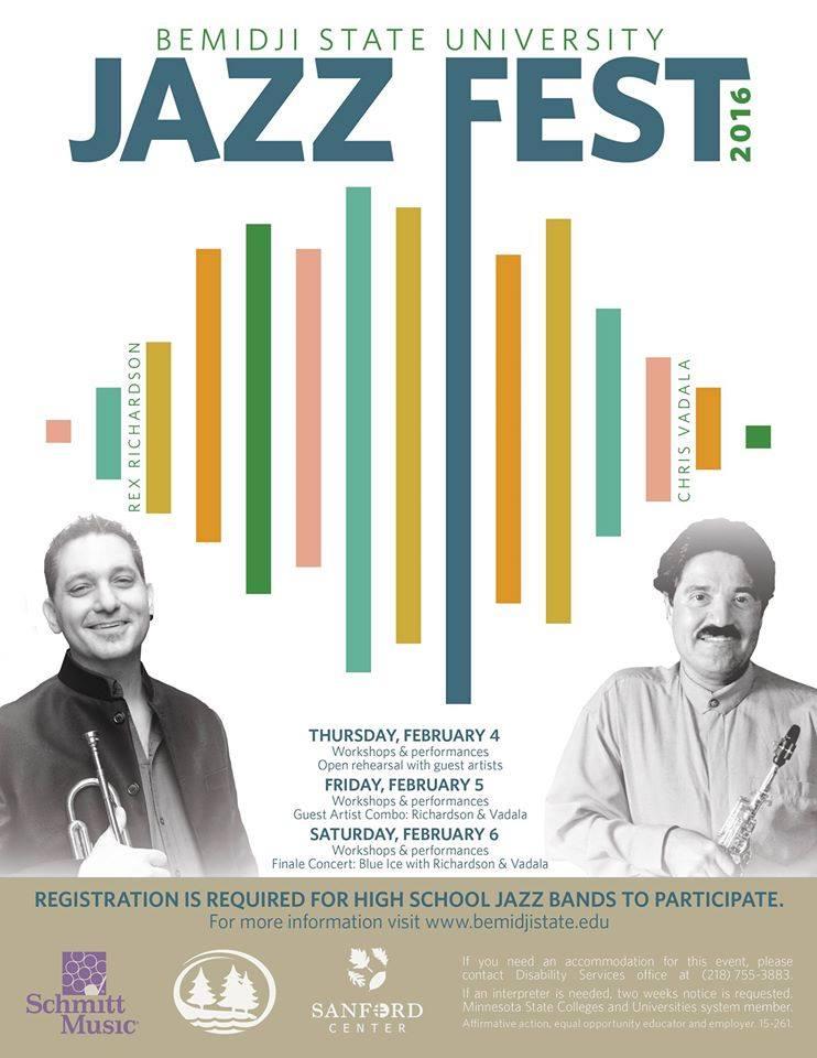 Jazz Fest at Bemidji State University