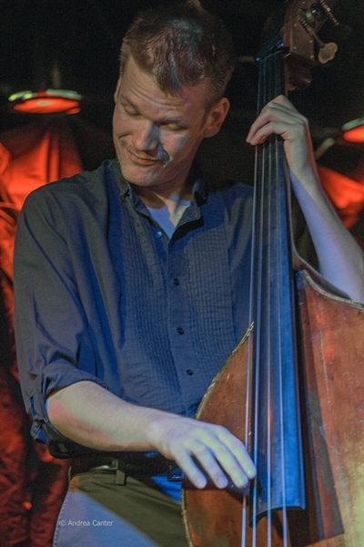 The Graydon Peterson Quartet in a Night of New Jazz at Jazz Central