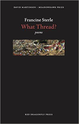 Francine Sterle: What Thread?