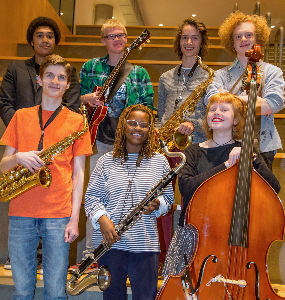 Dakota Combo Presents Great Jazz at Studio Z in St Paul