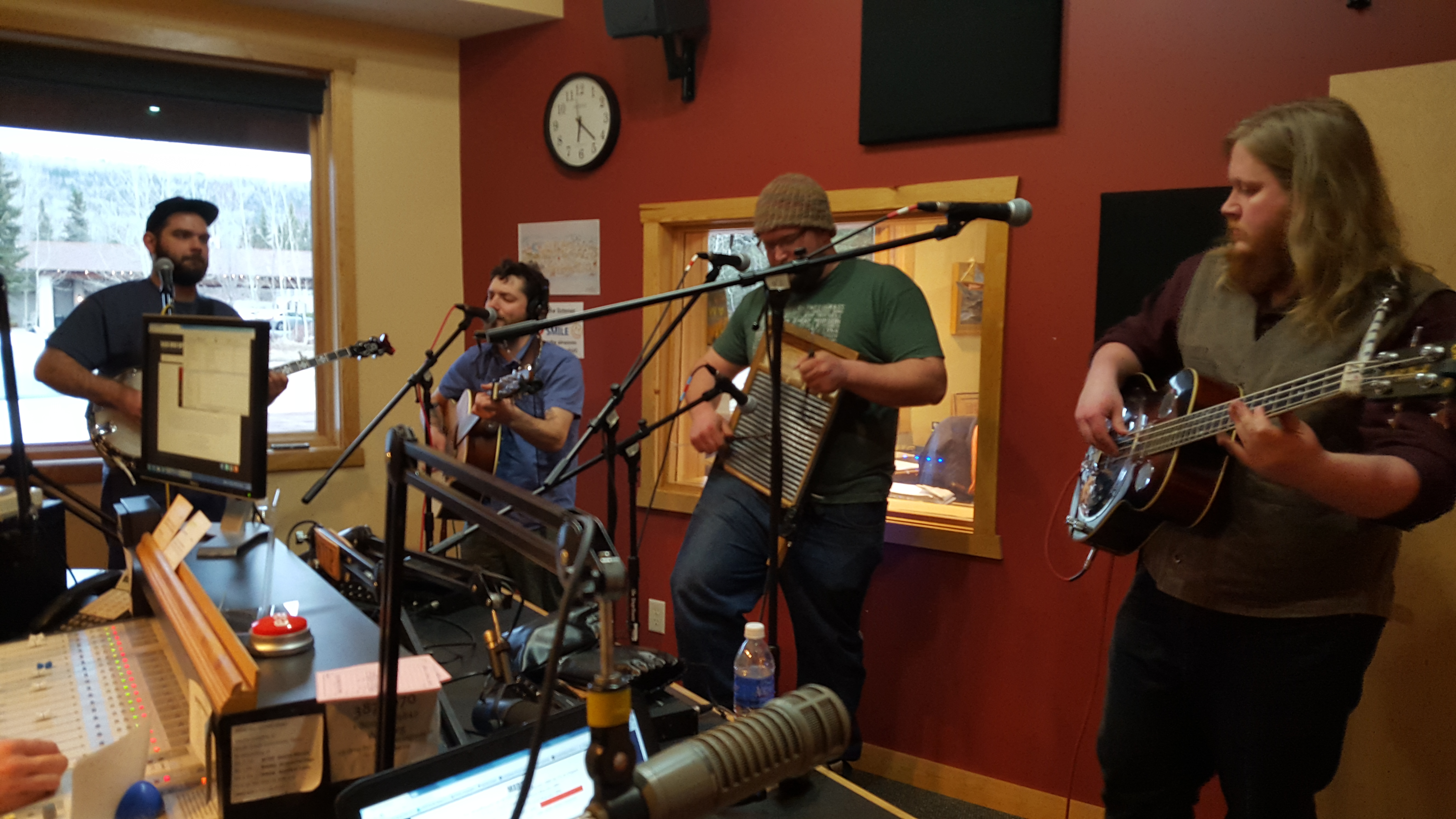 Black River Revue brings bluegrass to The Roadhouse