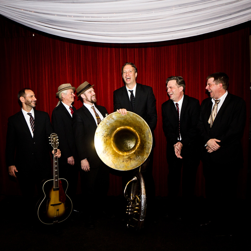 The Southside Aces Bring New Orleans-Style Jazz to Vieux Carre in Saint Paul