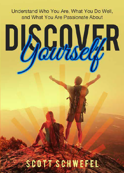 """""""Discover Yourself"""" by Scott Schwefel"""