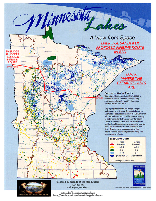 Minnesota Native News: Land, Air, Water & People