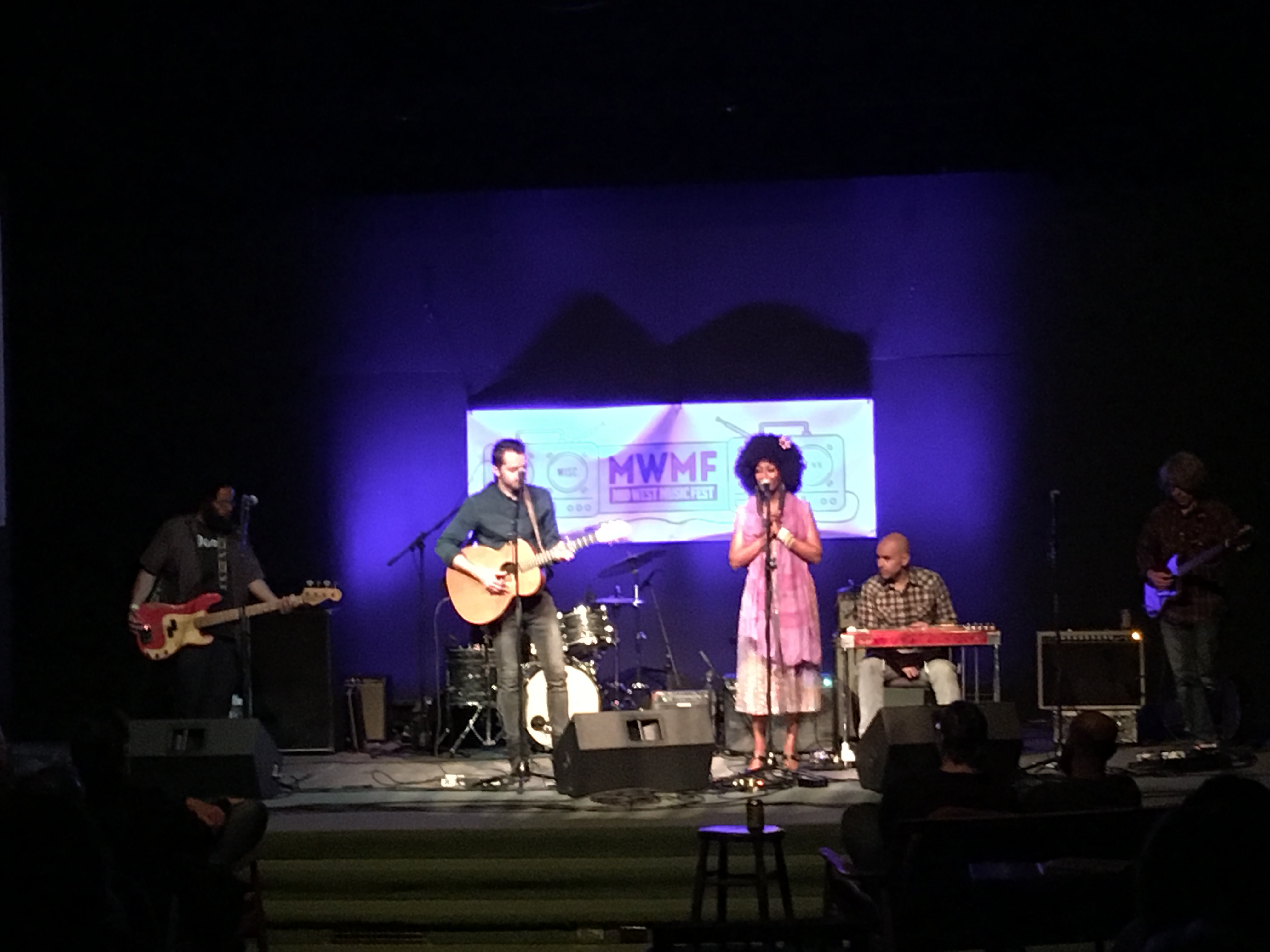 The Live Feed Presents: Romantica at Midwest Music Fest