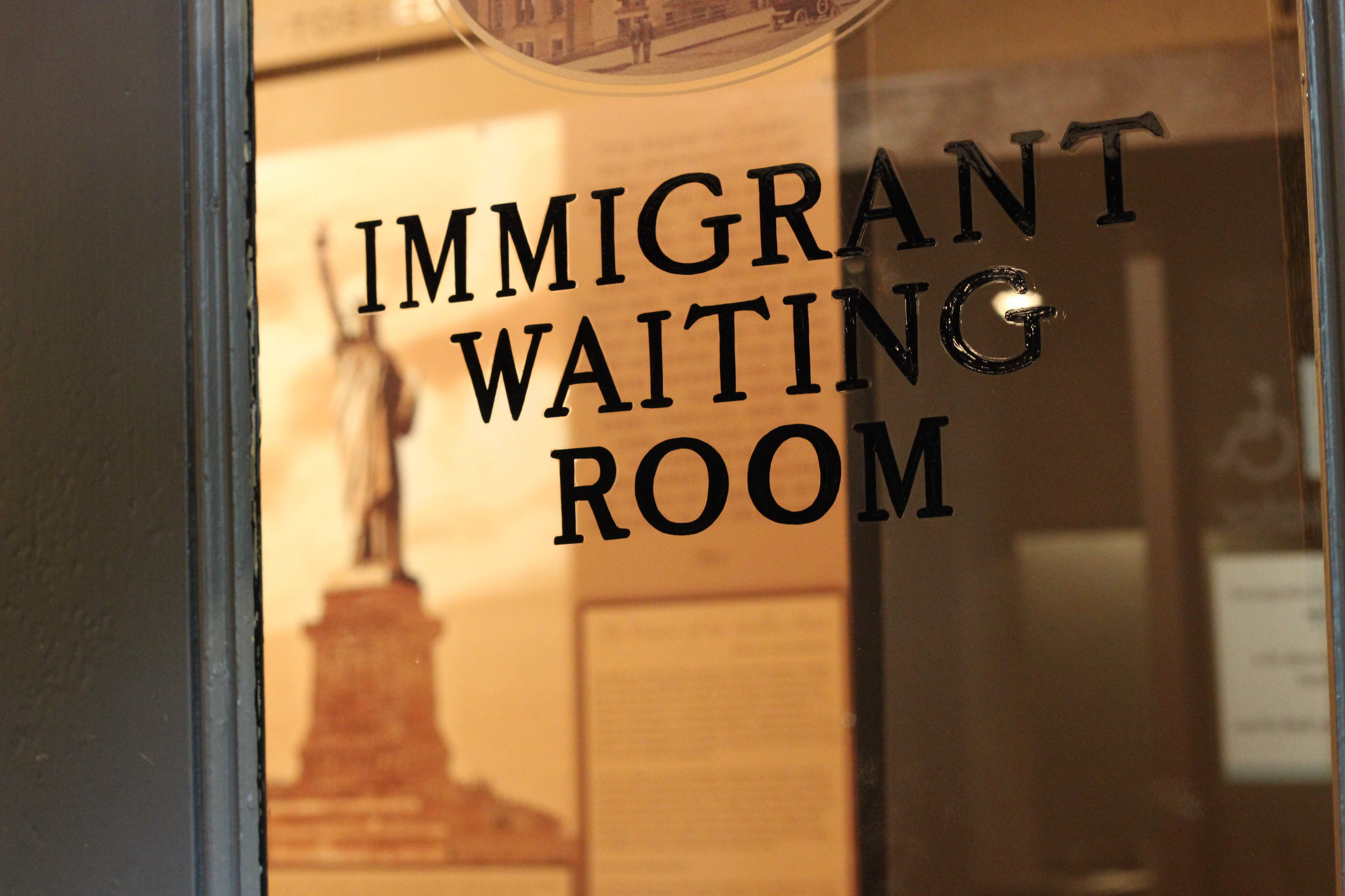 MN90: The Immigration Room