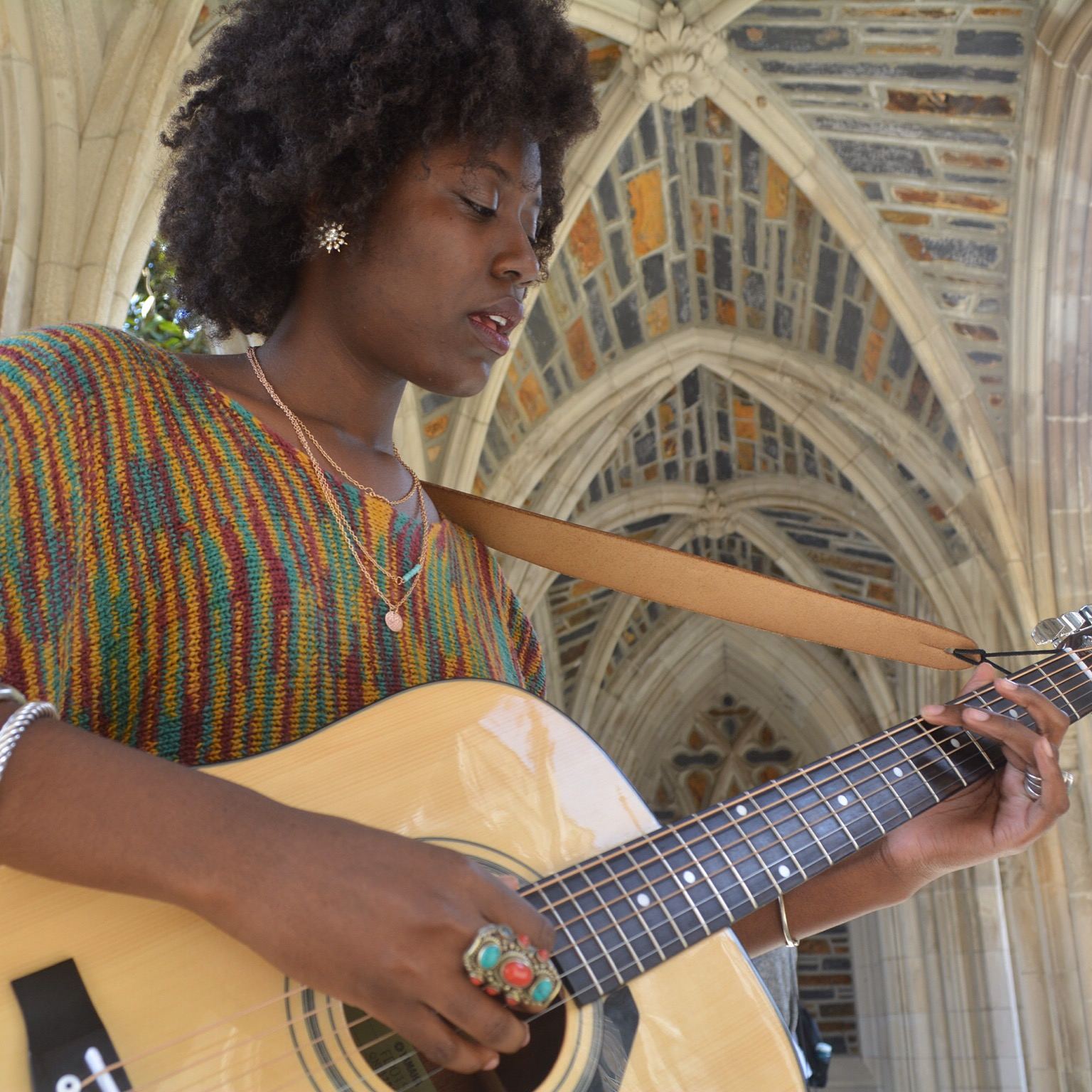 New Voice Mayyadda Brings her Personal and Pointed Songs to Vieux Carre in St Paul, Aug 20