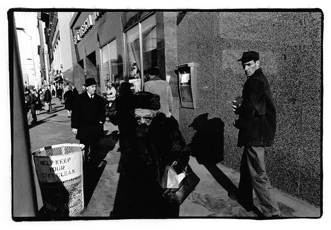 Street Photographer D. R. Martin