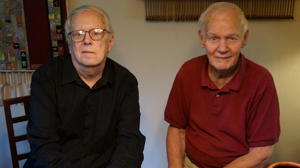 Marlon Davidson and Don Knudson: Artists