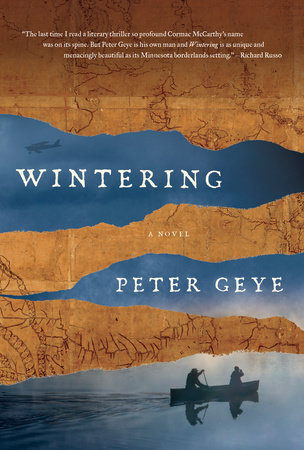 Peter Geye: Minnesota author