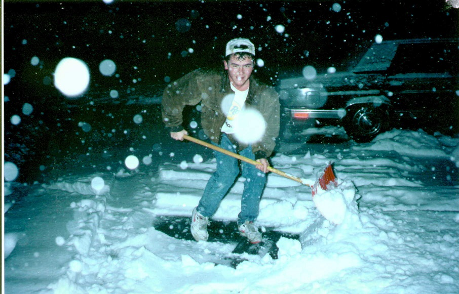 The Halloween Blizzard of '91: A Mix Tape in 6 Songs and 2 Feet of Snow