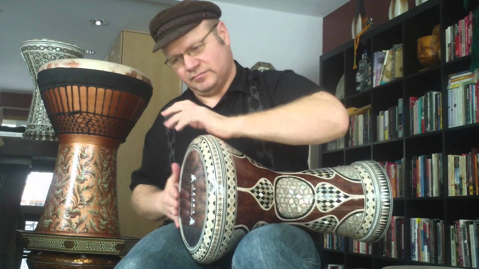 Catching Arabic Drum Grooves With Khaldoun Samman