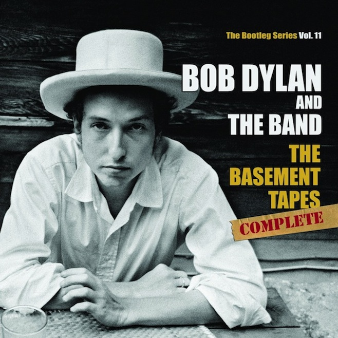 Dylan, the Band & the Basement
