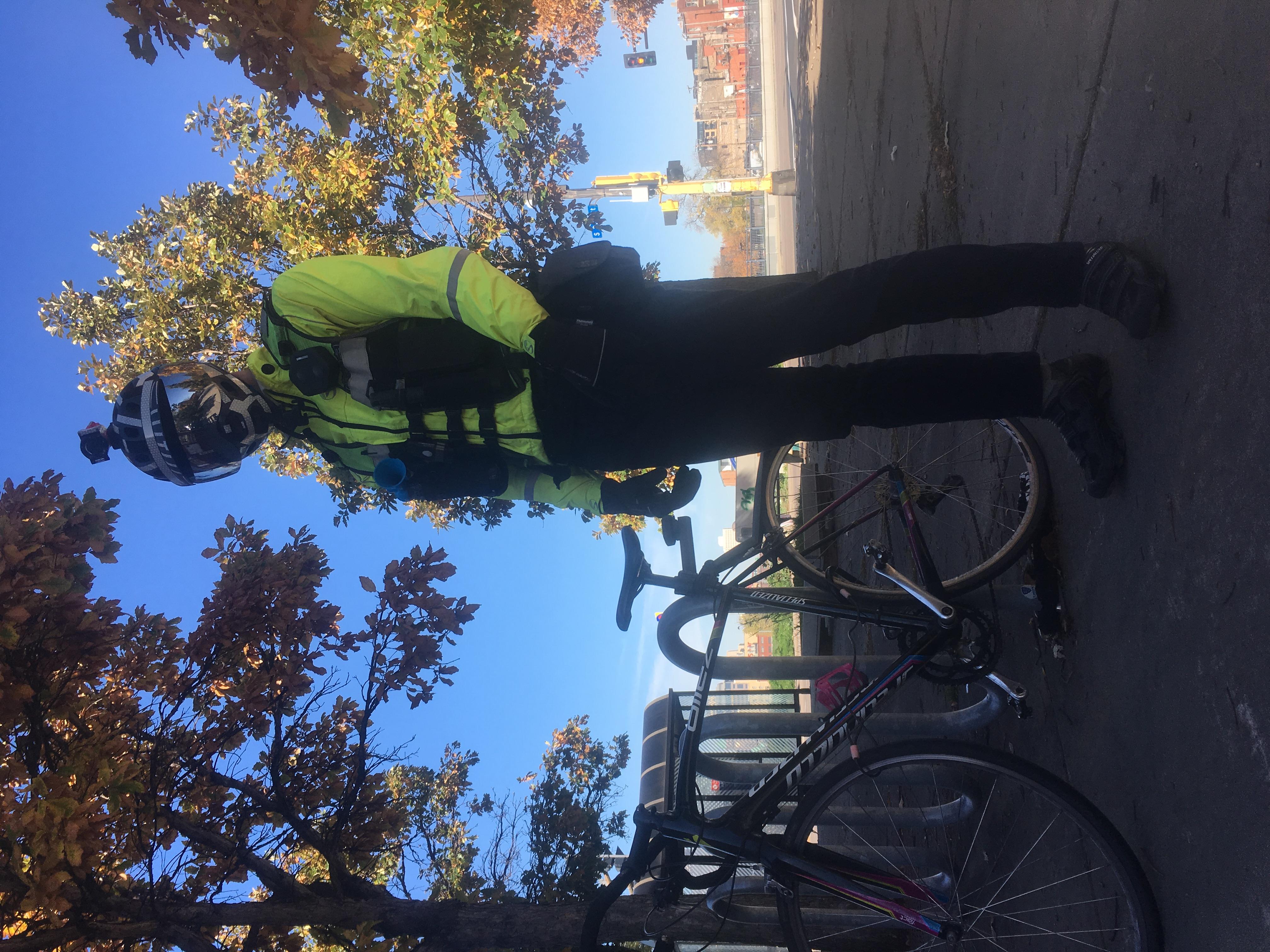 Bike Culture Gets Its Knight