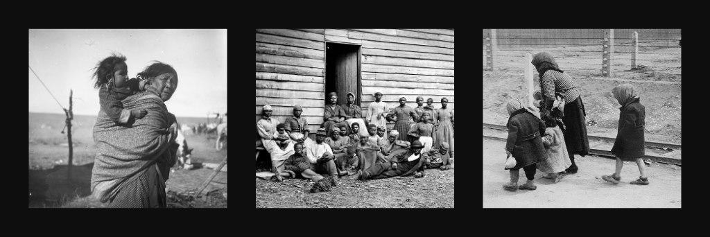 Community Conversations: Historical Trauma: Three Views, Part One