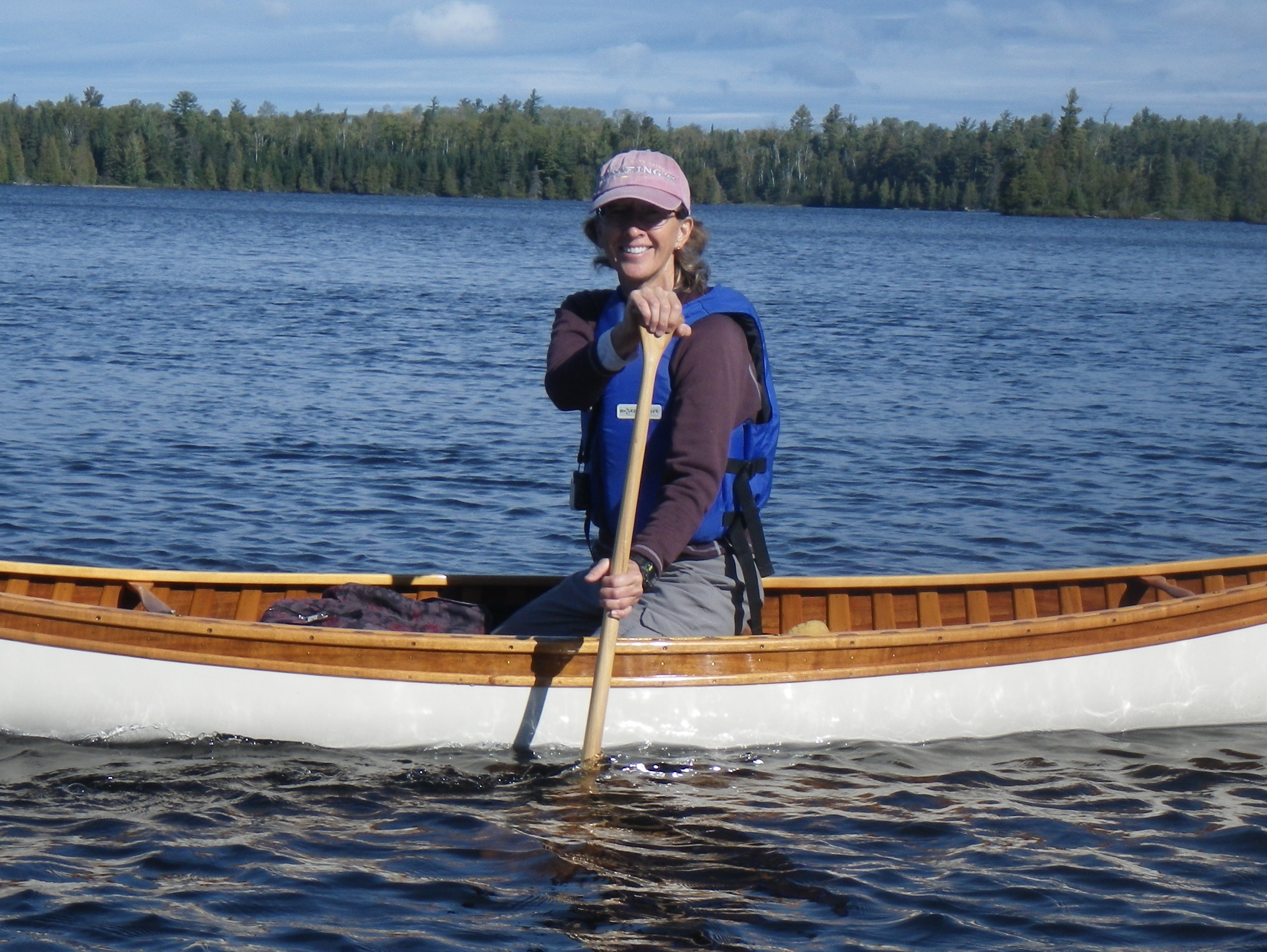 Paddle Minnesota: Interview with Sue Plankis