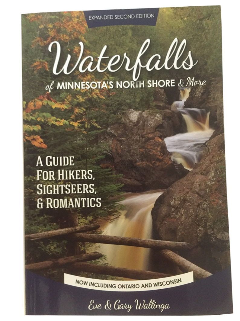 """Waterfalls of Minnesota's North Shore & More"" by Eve and Gary Wallinga (10/27/16)"