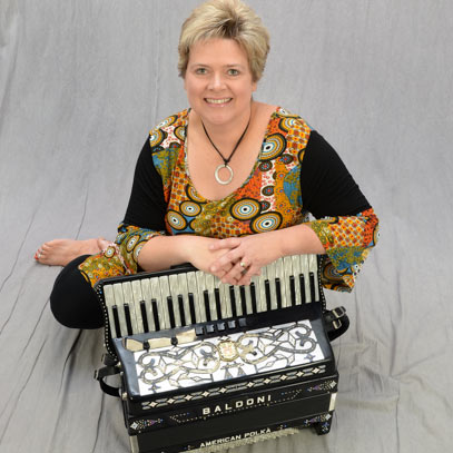 Getting to Know Barefoot Becky, the Polka Queen of Iowa