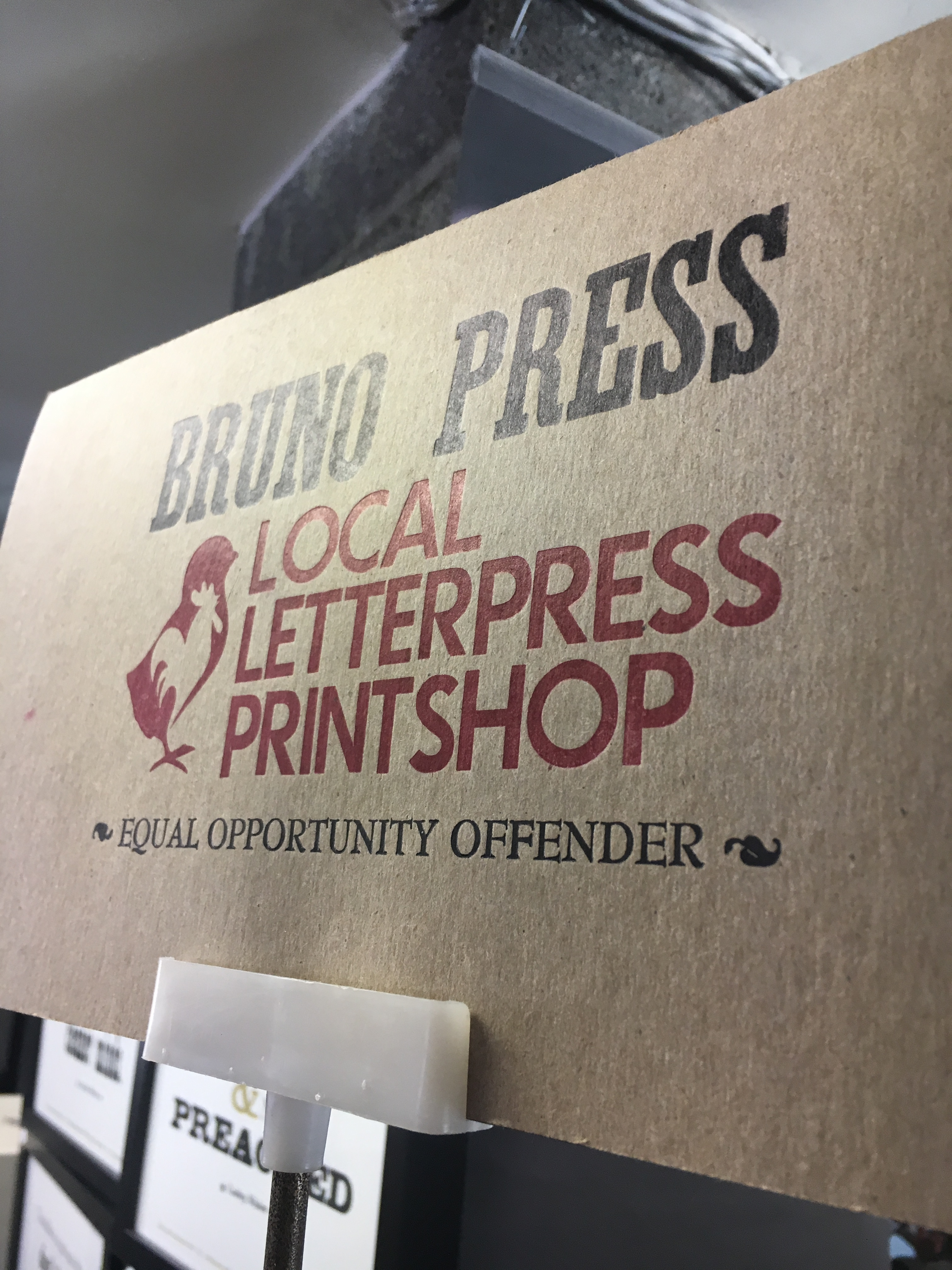 The Untold Story of the Bruno Press