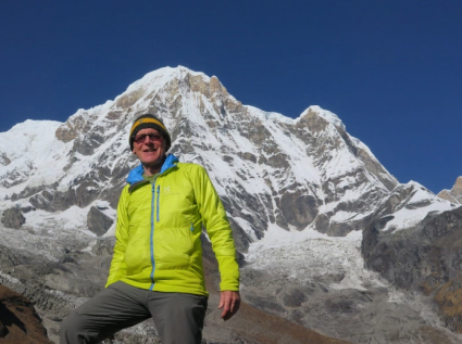 Buck Benson shares his stories of Nepal on the Roadhouse