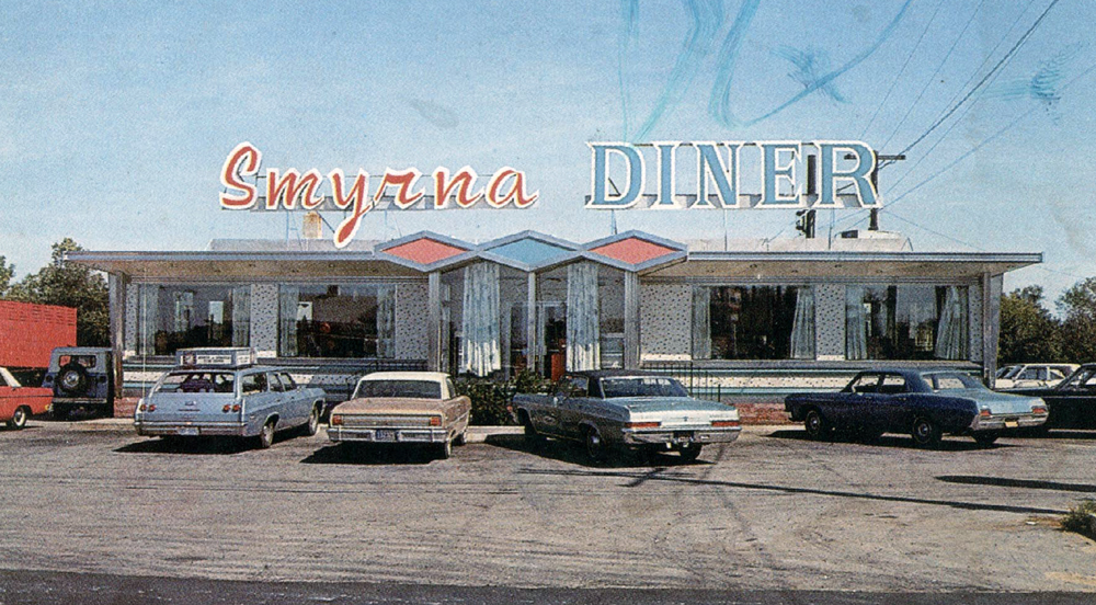 Saving a part of Americana–old diners restored and repurposed