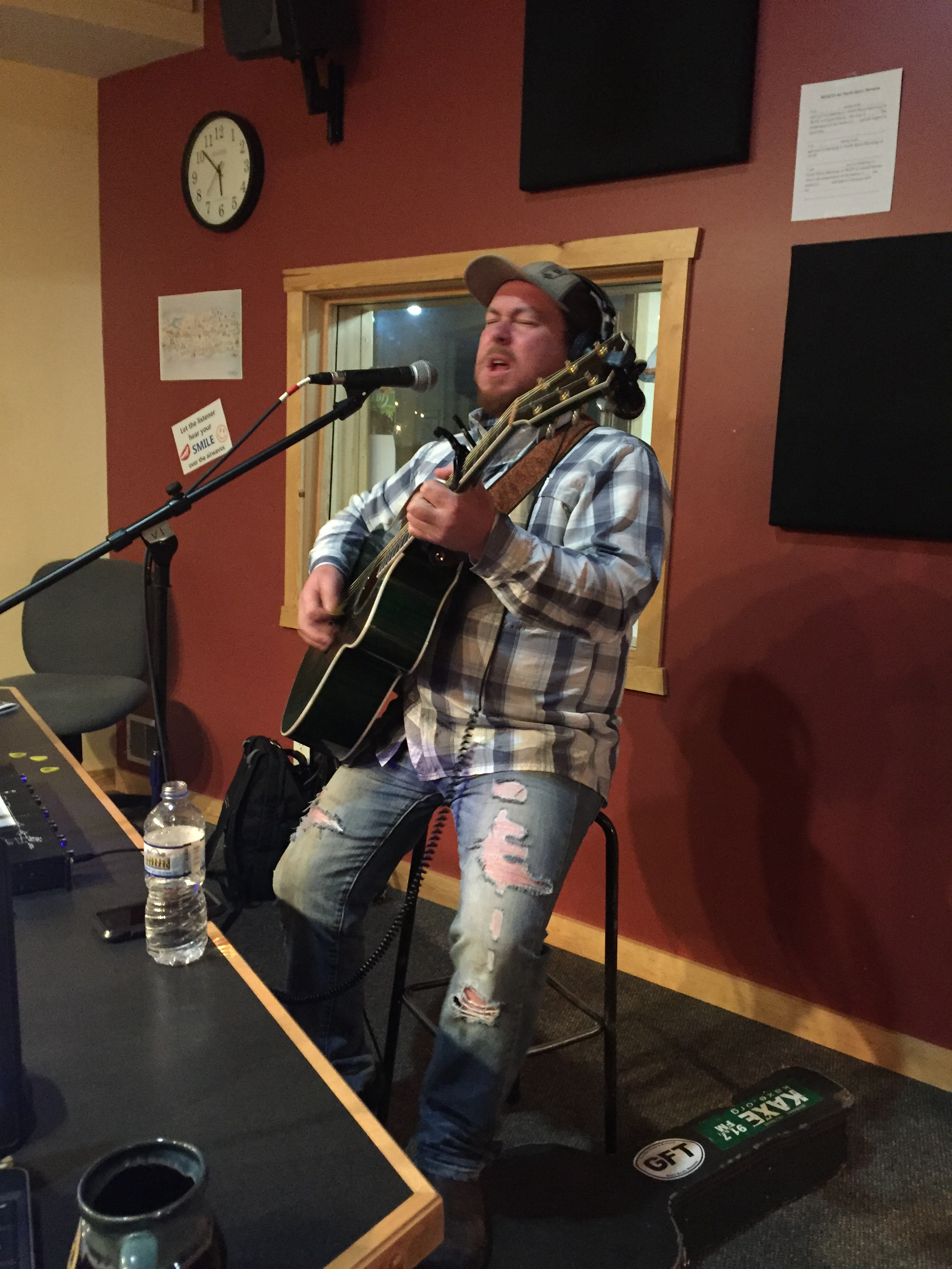 Timmy Haus brings wide variety of music to The Roadhouse
