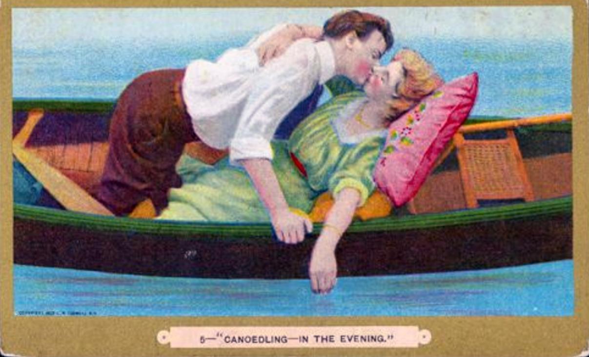 Paddle Minnesota: Valentine  Day special with Mark Neuzil