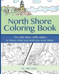 New North Shore Coloring Book lets you 'visit' the shore from anywhere