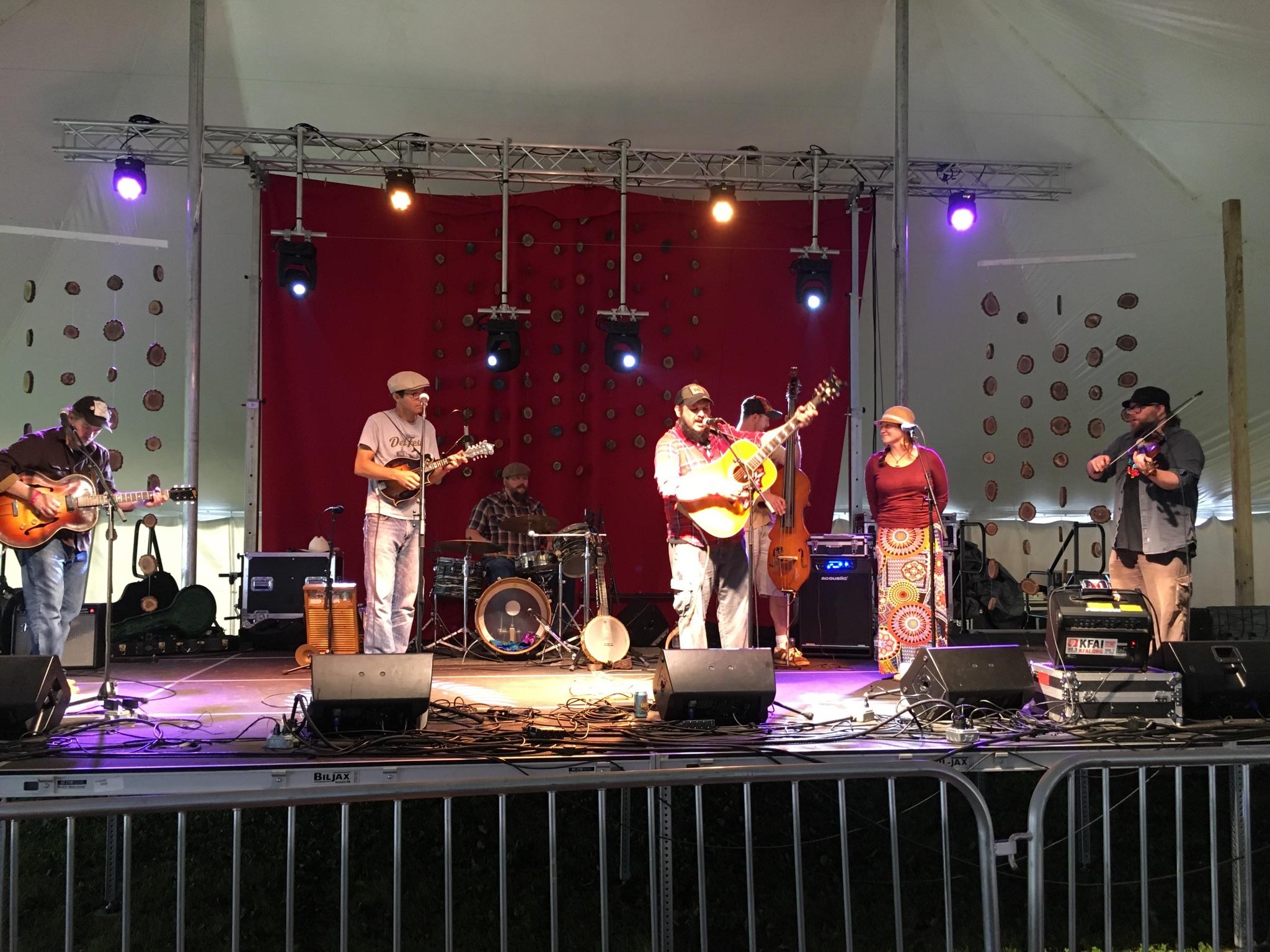 Boats and Bluegrass 2016: Matt Ray and Friends