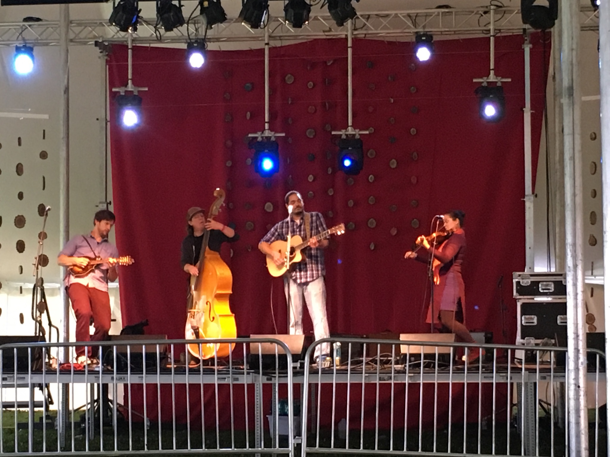 Boats and Bluegrass 2016: Joel Ward and The Moonlight Riders