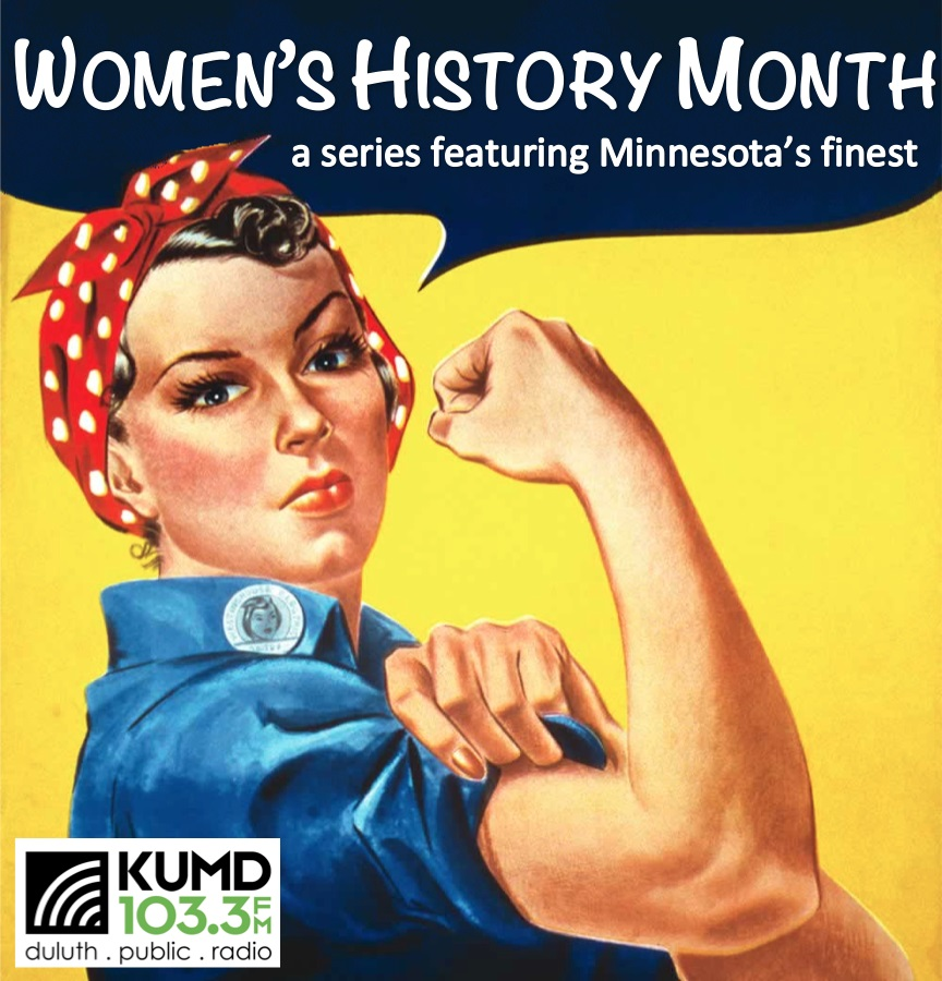 Women's History Month Series Promo
