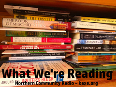 The Northern Community Radio February Reading Challenge