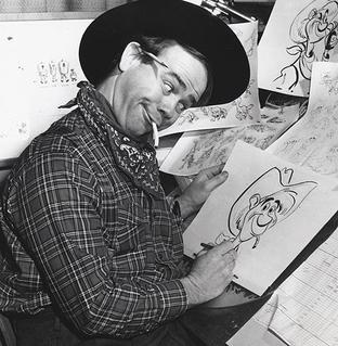 MN90: Ward Kimball – One of Disney's Nine Old Men