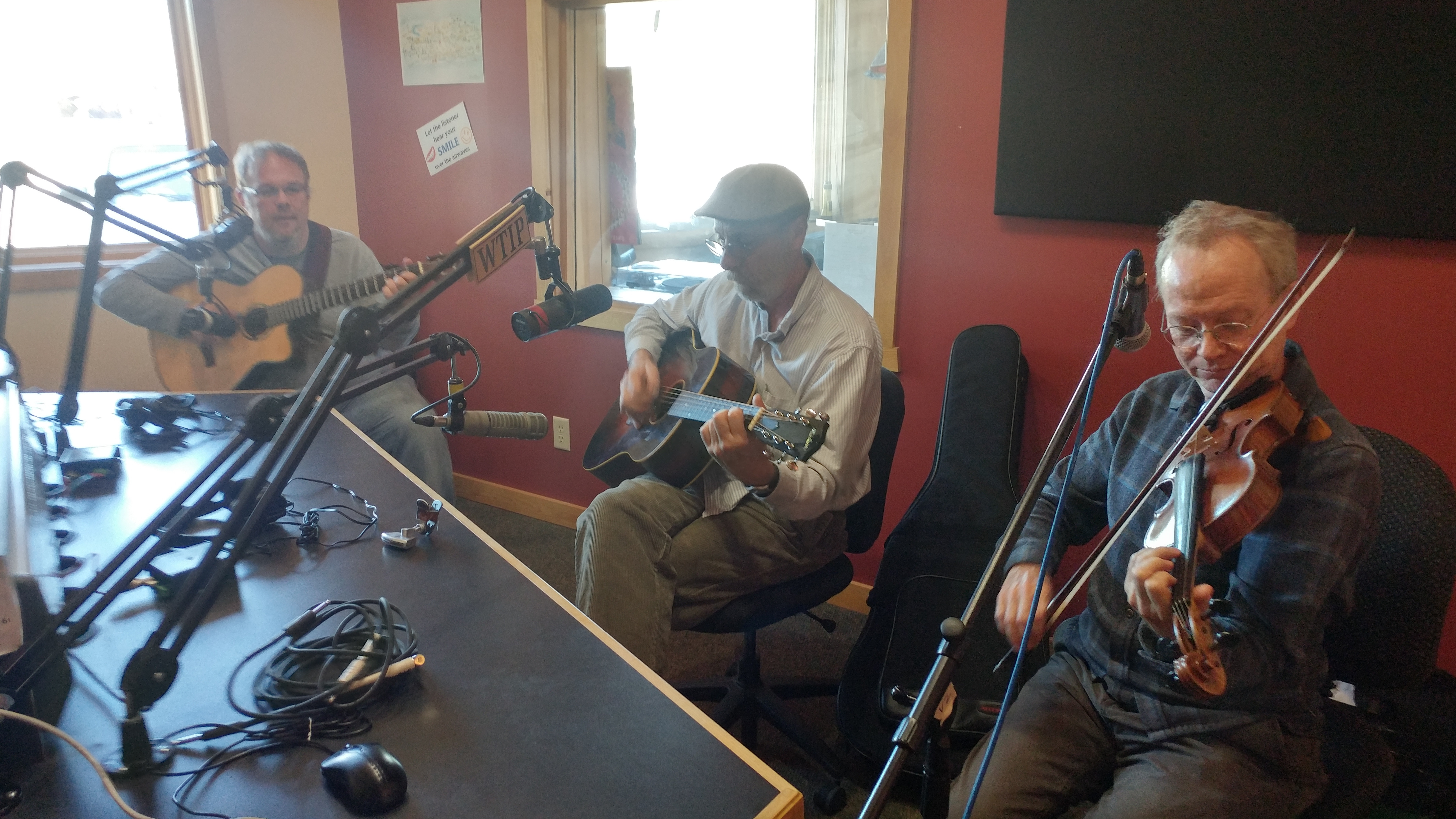 Fingerstyle Masters Preview – Richard Smith with Gordon Thorne and Tom Schaefer
