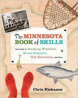 "MN Reads: ""The Minnesota Book of Skills"" by Chris Niskanen"