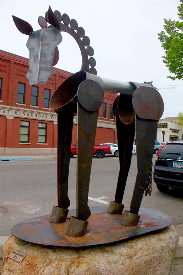 Bemidji Sculpture Walk