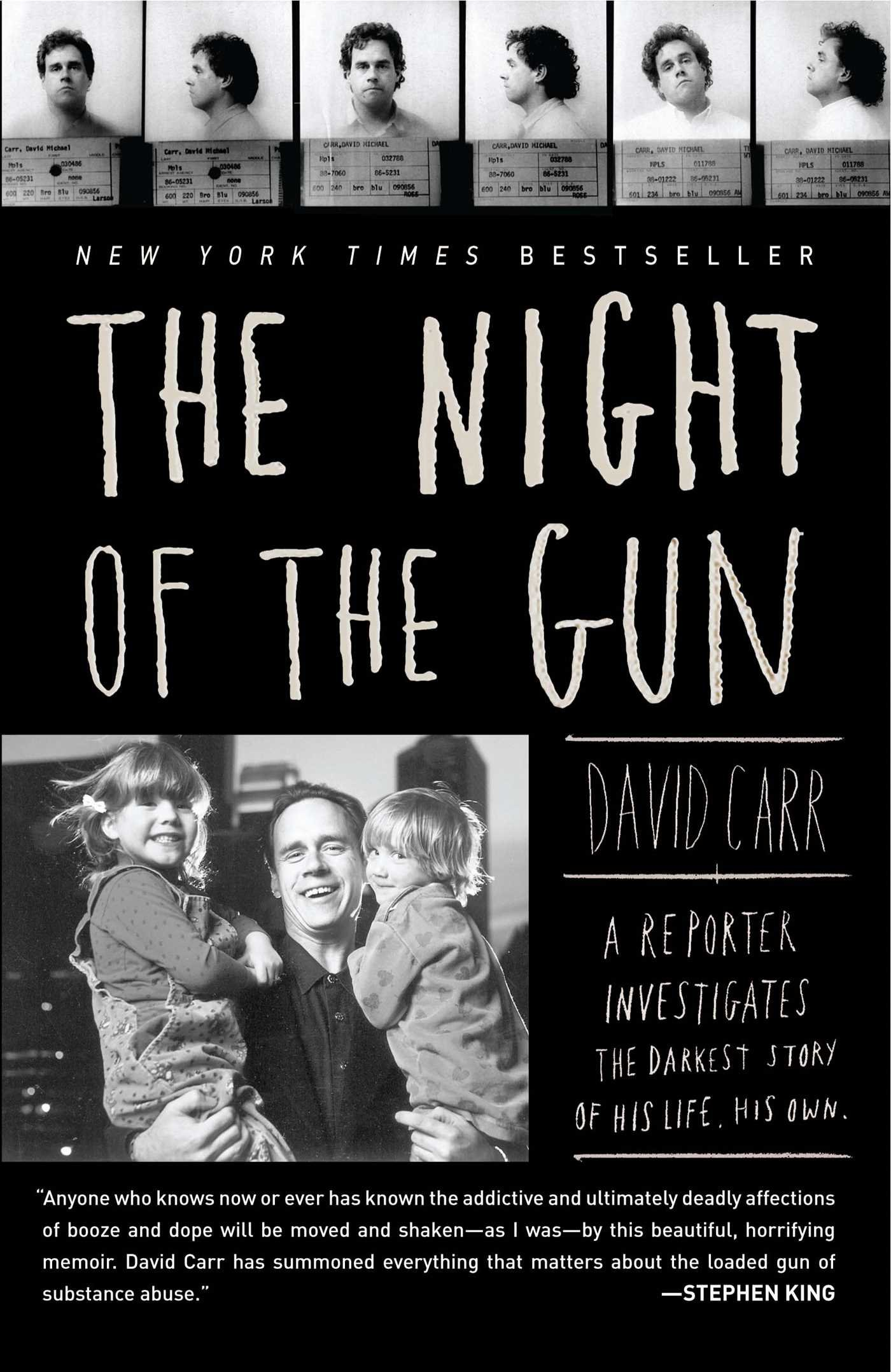 MN90: David Carr and the Night of the Gun