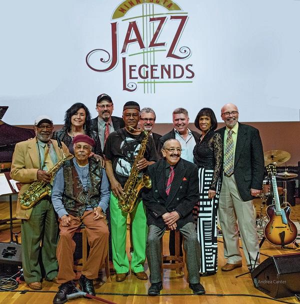 Minnesota Jazz Legends: The Elders 2017