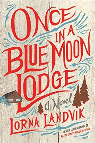 Lorna Landvik: Author