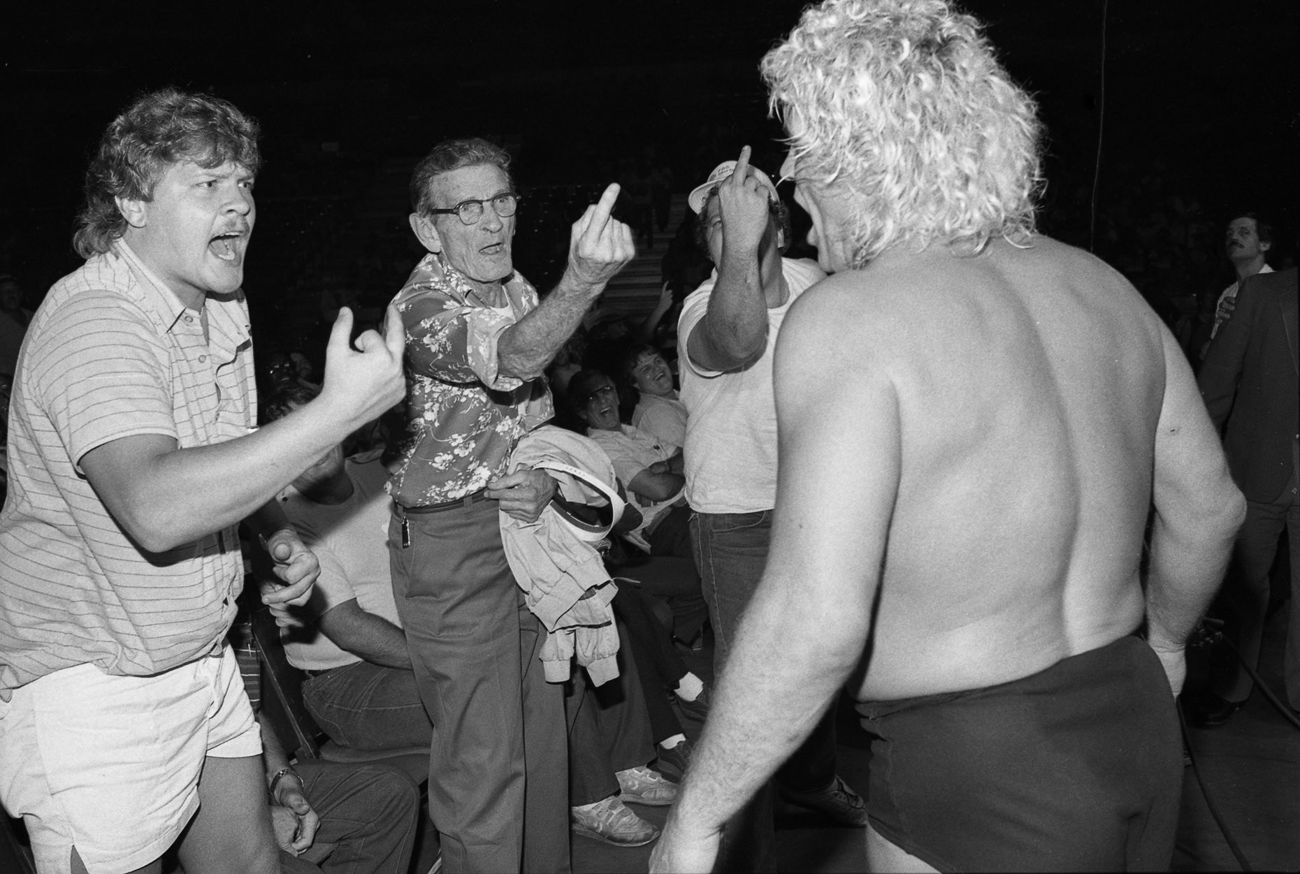 Capturing All-Star Wrestling's Heyday