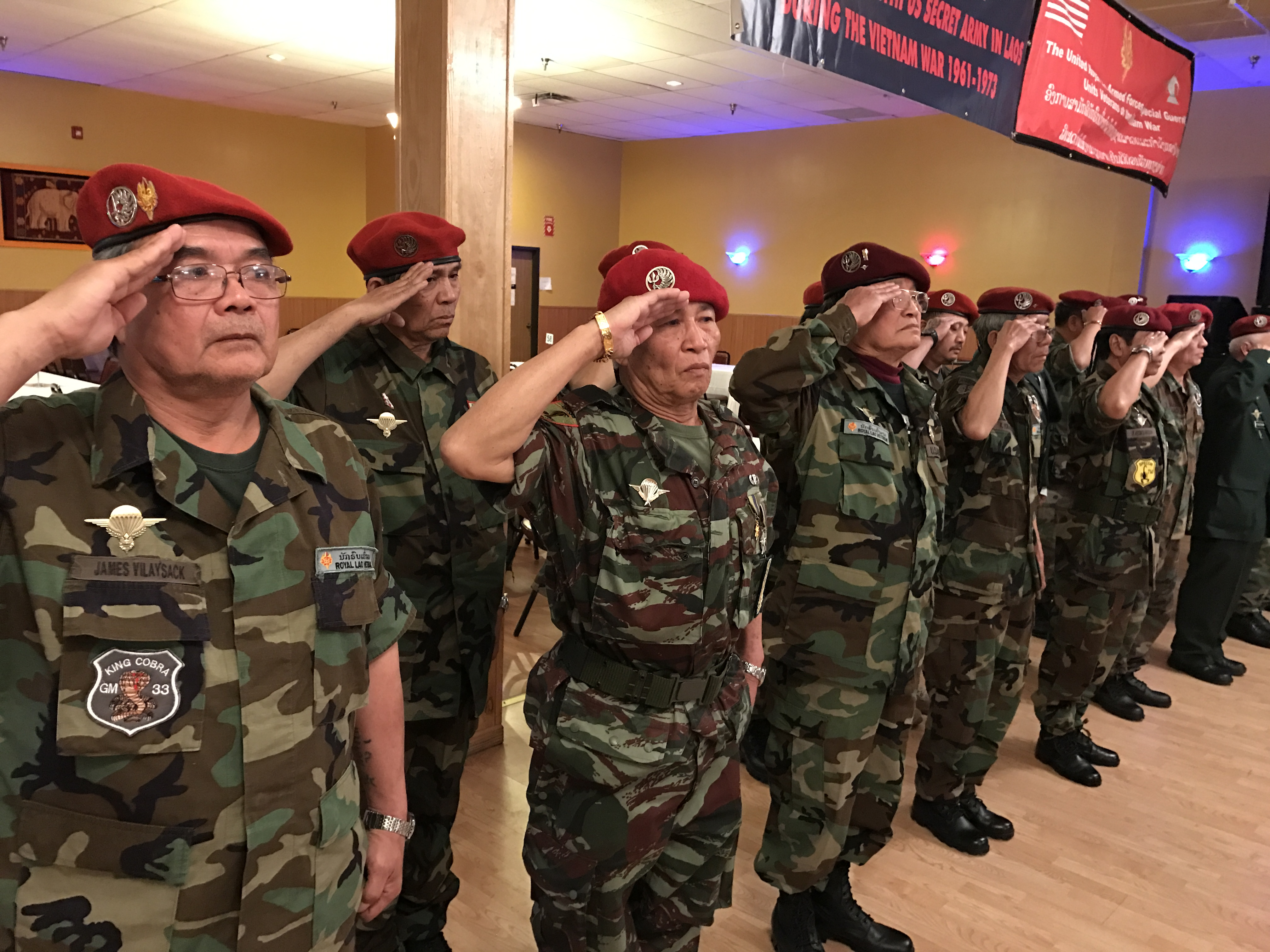 Lao Soldiers: The Fight Continues